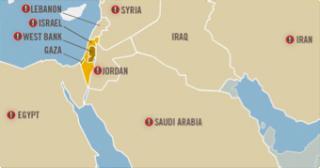 mapa-iran-israel-irak