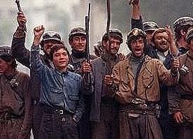 mineros-rumanos-en-huelga