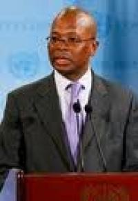 Baso Sangqu, embajador de Sudáfrica ante la ONU