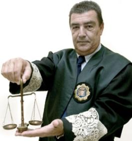 Juez de Menores, Emilio Calatayud Pérez (Foto Andaluciaeduca)
