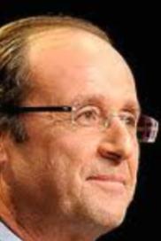 Hollande, presidente francés