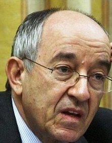 Miguel Ángel Fe´rnández Ordóñez, presidente Banco de España