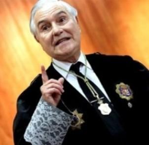 Carlos Divar, presidente del CGPJ y del TS