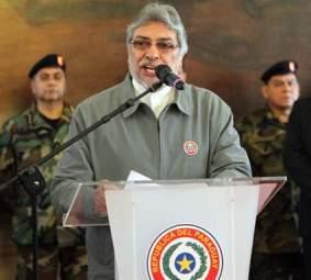 Fernando Lugo, ex Presidente de Paraguay