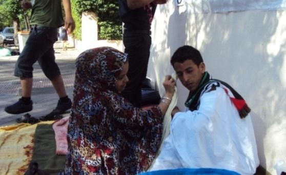 Lafkir Kaziza recibe atentos cuidados