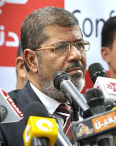 Mohamed Morsi . Foto Wikipedia