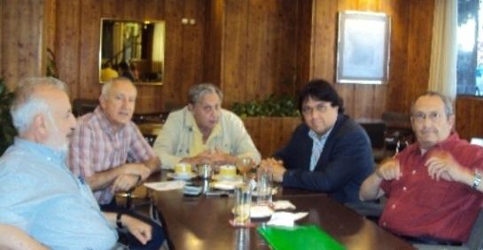 Torga, Pordomingo, Perote, Mazón y Camacho