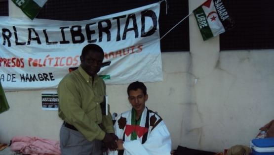 Weja Chicampo y Lafkir Kaziza