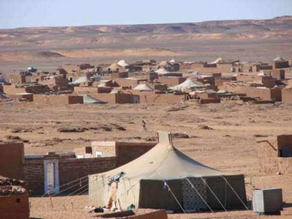 Campamento de refugiados de Tinduf