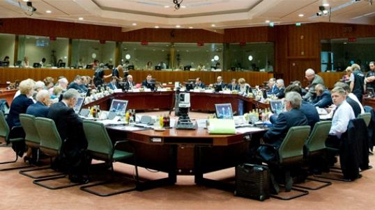 Consejo Europeo. Foto La Moncloa