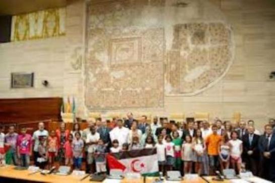 Delegación Saharaui en el Parlamento de Extremadura