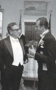 Kissinger y Juan Carlos