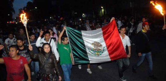 los-estudiantes-mexicanos-se-manifiestan1