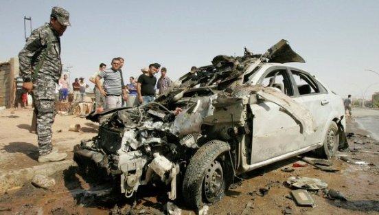 Lunes sangriento en Irak. Foto RIA Novosti