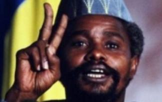Hissène Habré, ex presidente del Chad