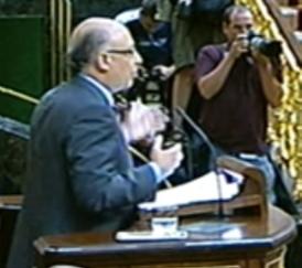Montoro, ministro de Hacienda