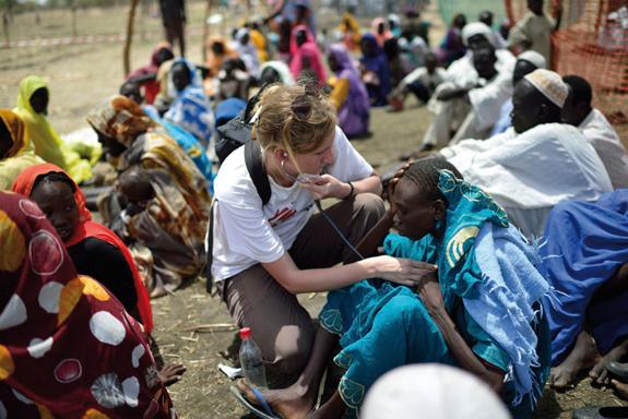 Sudán del Sur un año después de la independencia. Foto MSF