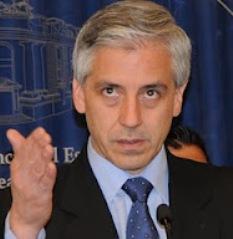Álvaro Garcíaa Linera, Vicepresidente de Bolivia
