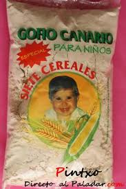 gofio-canario