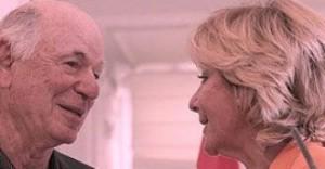 Sheldon Adelson y Esperanza Aguirre