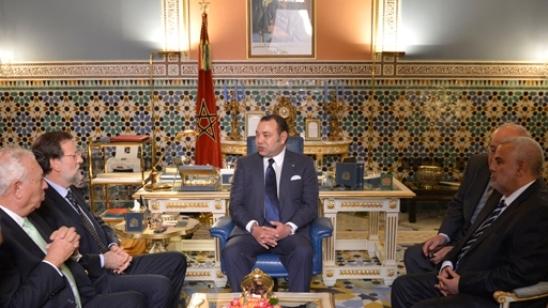 Cumbre Hispano-Marroquí. Foto La Moncloa
