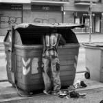 Ell The New York  Times ha recogido la pobreza y la miseria en España