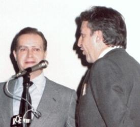 Enrique de la Mata y José Manuel González Torga