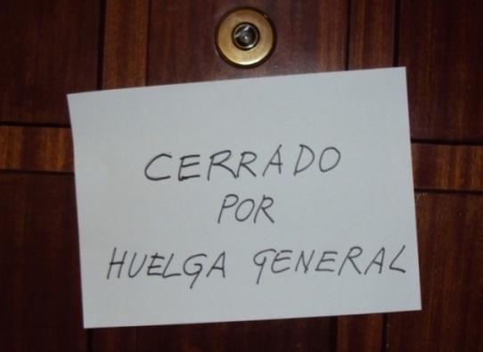 cerrado-por-huelga-general