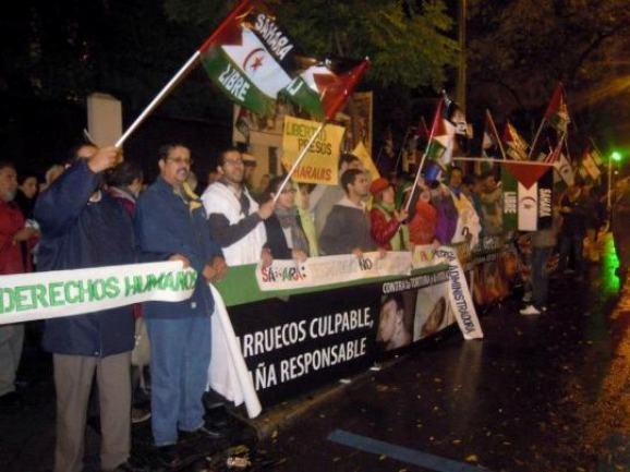 en-madrid-ante-la-embajada-de-marruecos1