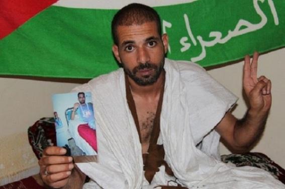 Hussein N'Dour, avrivista saharaui