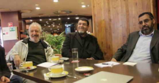 Torga, Hmad Hammad y Bucharaya beyún