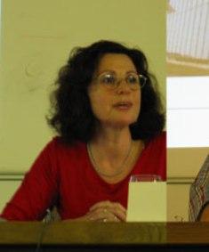 Alicia Durán, profesora del CSIC