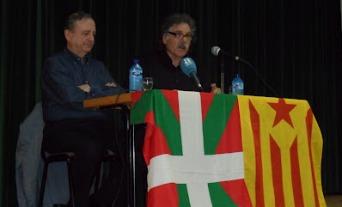 Anasagasti (PNV) y Tardá (ERC)