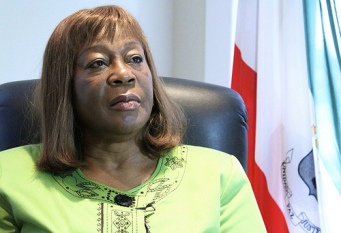 Purificación Angue Ondo , embajadora de Guinea en Madrid