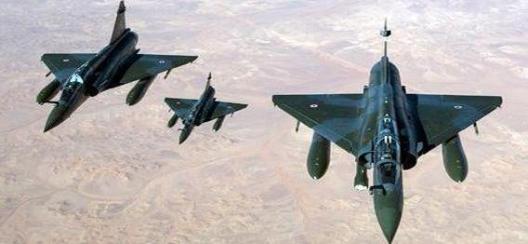 El gobierno socialista francés bombardea Malí