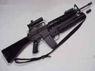 Fusil Bushmaster