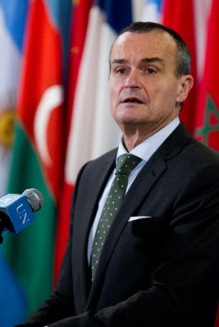 Gerard Araud representante de Francia ante la ONU