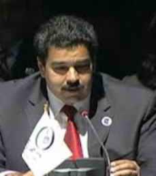 Maduro, Vicepresidente de Venezuela