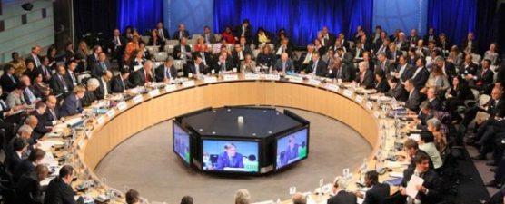 Reunión del Banco Mundial