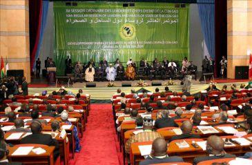 Comunidad de Estados del Sahel y el Sahara (CENSAD)