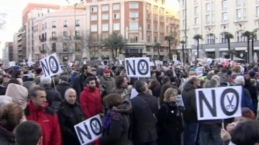 Manifestaciones 23-F