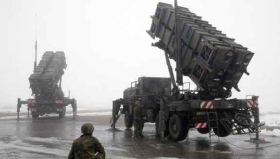 Misiles Patriot. Foto RIA Novosti
