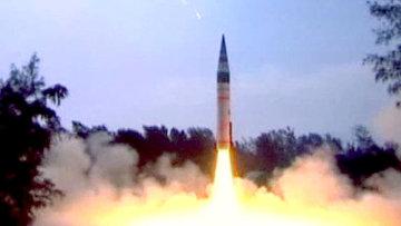Nuevo misil indio