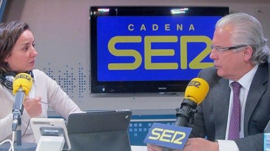 Pepa Bueno entrevista a Baltasar Garzón (Cadena SER)
