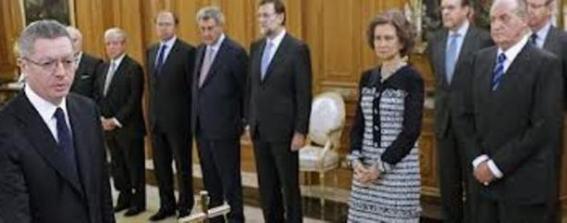 Rey Juan Carlos, Mariano Rajoy Gallardón