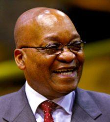 Jacob Zuma, presidente de Sudafrica