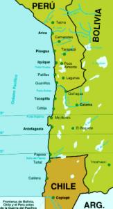 Bolivia-Chile