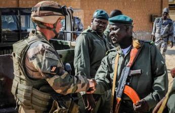 La Operación Serval tal como la refleja el Ministerio de Defensa francés