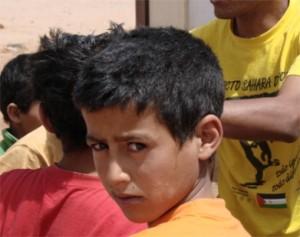 Niños saharauis. Foto Antonio de Torre