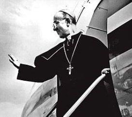 Cardenal Antonio Samoré